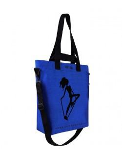 AL -Torba Cargo AL niebieska+ lunch box na sałatki