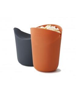 JJ - Zestaw 2 pojemników do popcornu, M-Cuisine