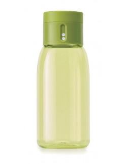 JJ - Butelka na wodę 400ml, zielona, Dot