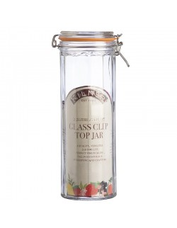 KIL - Słoik 2,2l, Facetted Clip Top Jar