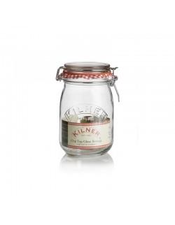 KIL - Słoik 1l, Round Clip Top Jar