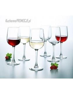Kieliszki do wina 275 ml - komplet 6 szt. - Versailles Luminarc