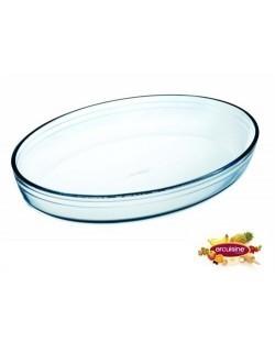 Naczynie szklane owalne 2,3l