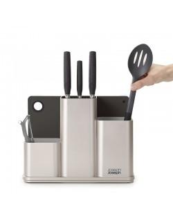 JJ - Organizer kuchenny, srebrny, CounterStore
