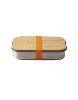 BB- Pojemnik na kanapki, pomarańczowy,SANDWICH BOX