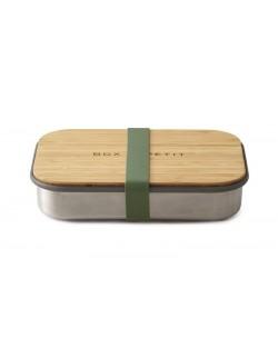 BB- Pojemnik na kanapki, oliwkowy,SANDWICH BOX