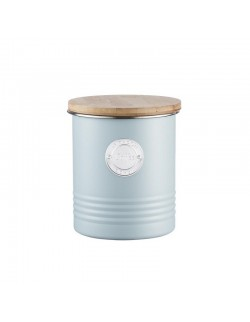 TYP - Pojemnik na kawę, błękitny, Living