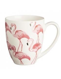 PK- Kubek, Pink Flamingo