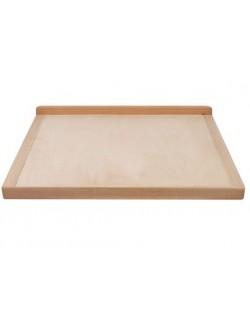 Stolnica drewniana dwustronna 74,5 x 49 cm EKO-DREW