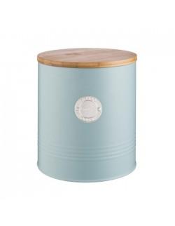 TYP- Pojemnik na ciastka/herbatniki,jasnoniebieski