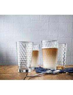 WMF - Zestaw 4 szklanek do Latte Macchiato, Coffee