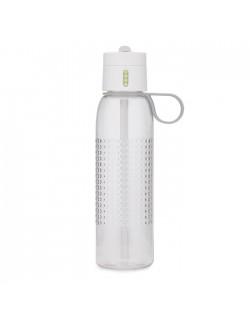 JJ - Butelka na wodę DOT Active 750 ml, biała
