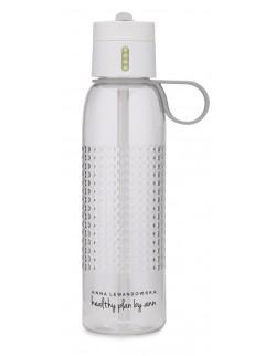 AL - Butelka na wodę DOT HPBA biała