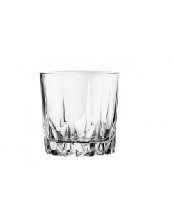 Komplet 6 szklanek niskich 198 ml PASABAHCE KARAT