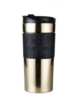 Kubek termiczny 350 ml złoty Travel Mug - BODUM