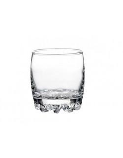 Komplet 6 szklanek niskich PASABAHCE SYLVANA 300 ml