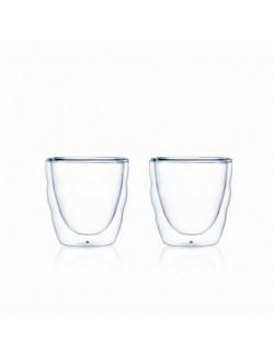 BODUM - Zestaw 2 szklanek 0,08 l., Pilatus