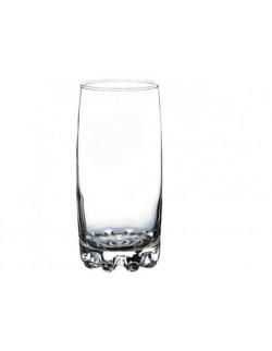Komplet 6 szklanek wysokich PASABAHCE SYLVANA 387 ml