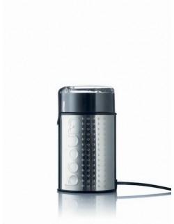 BODUM - Młynek elektryczny do kawy,srebrny, Bistro