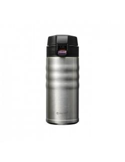 Kubek termiczny 350 ml Flip Top, stalowy - KYOCERA