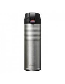 KYO - Kubek termiczny 500 ml Flip Top, stalowy