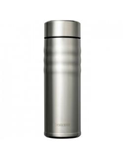Kubek termiczny 500 ml Twist Top stalowy - KYOCERA