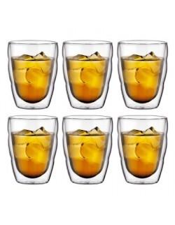 Zestaw 6 szklanek 250 ml Pilatus - BODUM