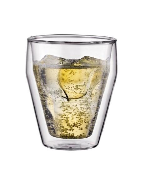 BODUM - Zestaw 2 szklanek 0,25 l., Titlis