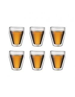 Zestaw 6 szklanek 250 ml Titlis - BODUM