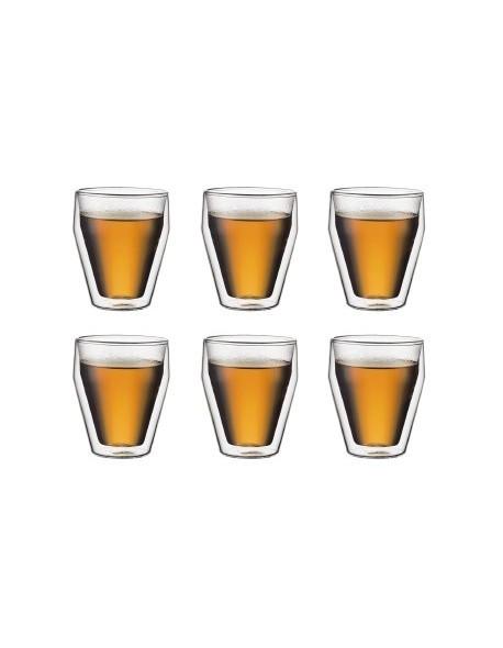 BODUM - Zestaw 6 szklanek 0,25 l., Titlis