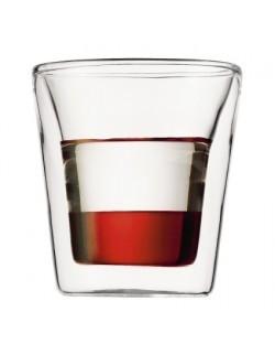 Zestaw 2 szklanek 100 ml Canteen - BODUM