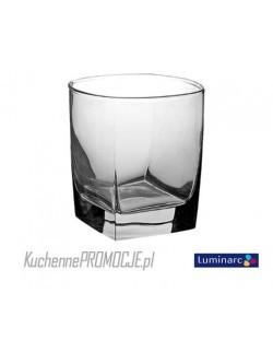 Szklanka niska 300ml - Sterling Luminarc - komplet 3 szklanek