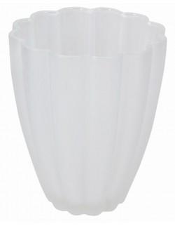 Wazon biały 17 cm IRIS SZRON AMBITION