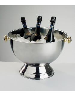 Misa na szampana z pozłacanymi rączkami