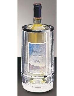 Termos na butelkę, transparentny