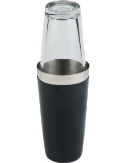 Shaker bostoński, szklanica w zestawie - 0,8l