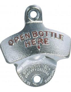 Otwieracz do kapsli ścienny