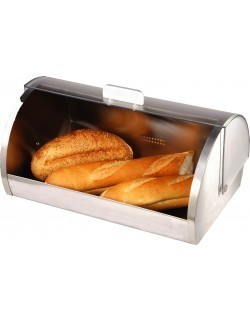 Chlebak ze stali nierdzewnej