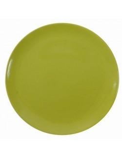 Talerz obiadowy Fusion Fresh 26cm limonkowa zieleń