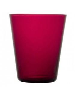 Szklanka czerwona Mambo 340 ml