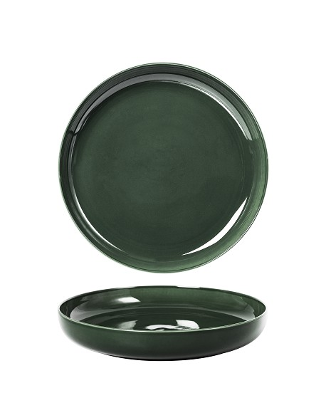 Talerz głęboki 215 mm - Ambition Satin Green