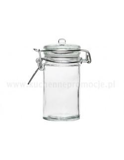 Kwadratowy słoik wek 750 ml PASABAHCE KREMLIN