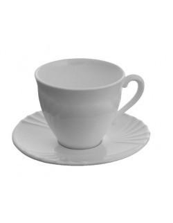 Komplet kawowy 220ml - Cadix
