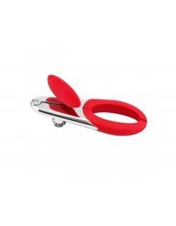 Otwieracz do konserw czerwony Twist AMBITION