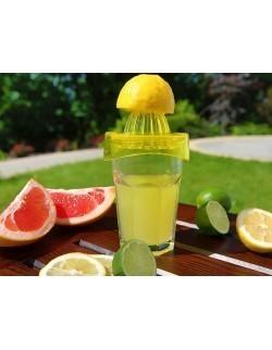 Szklanka z wyciskarką do cytrusów 415 ml PASABAHCE Zest