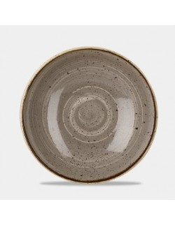 Miska evolve 310 mm CHURCHILL, Stonecast Peppercorn Grey