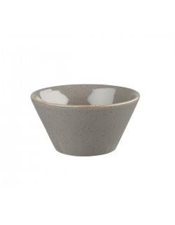 Salaterka 120 mm CHURCHILL, Stonecast Peppercorn Grey