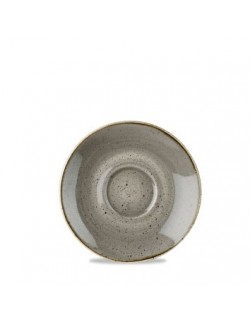 Spodek 118 mm CHURCHILL, Stonecast Peppercorn Grey