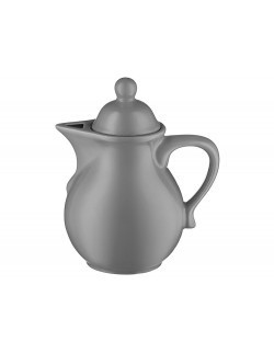 Dzbanek ceramiczny 1,25 - szary AMBITION
