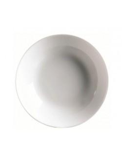 Talerz do zupy Calotte 20cm Divali Blanc